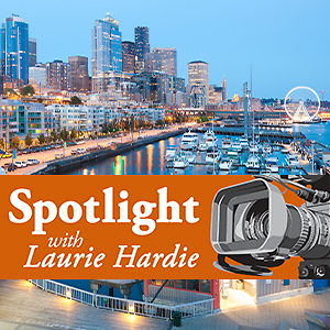 Spotlight with Laurie Hardie