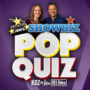 Jen's Showbiz Pop Quiz